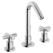 Symmons (SLW-7302-TCR-1.5) Extended Selection Two Handle Widespread Lavatory Faucet