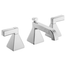 Symmons (SLW-8702-1.5) Extended Selection Two Handle Widespread Lavatory Faucet
