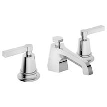 Symmons (SLW-8802-1.5) Extended Selection Two Handle Widespread Lavatory Faucet