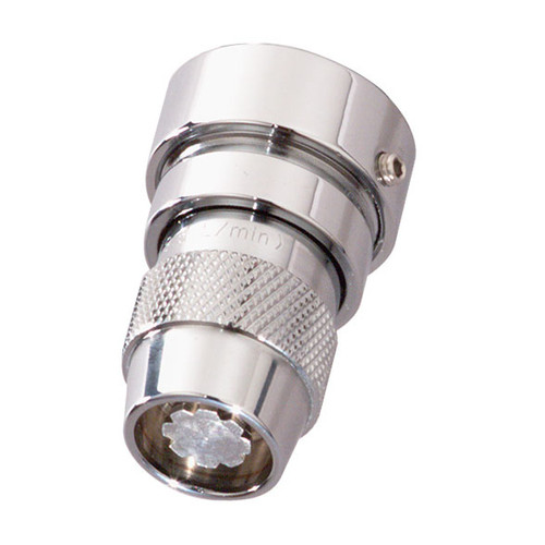 Symmons (4-285F) 1 Mode Showerhead (Ball Joint Type)