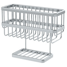 Symmons (0806-SB) Extended Selection Dual Shelf Soap Basket