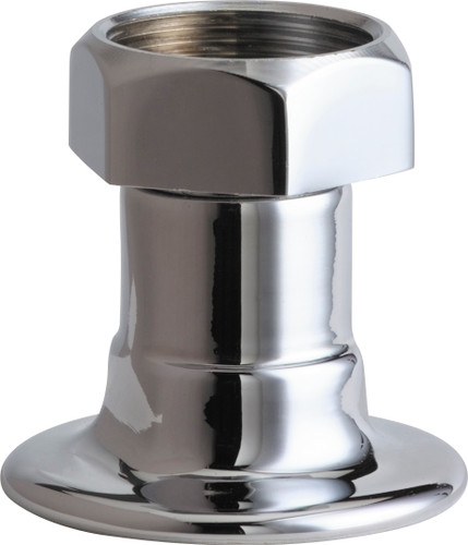 Chicago Faucets (261-JKABCP) Straight Inlet Arm