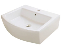 Polaris P003VB Vessel Porcelain Sink