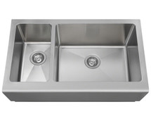 Polaris PR704 Offset Apron Sink