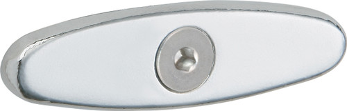 """Chicago Faucets (293-006JKRCF) 2-1/4"""" Tee Handle, Tapered Square Broach"""