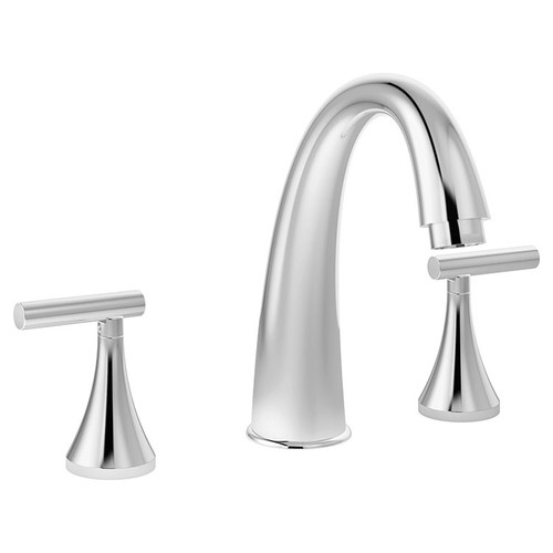 Symmons (SRT-4670) Lucetta Two Handle Roman Tub Faucet