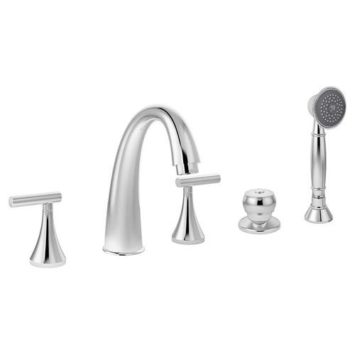 Symmons (SRT-4672) Lucetta Two Handle Roman Tub Faucet