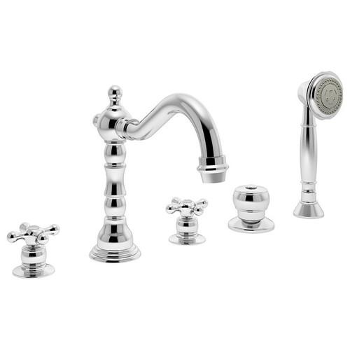 Symmons (SRT-4472) Carrington Two Handle Roman Tub Faucet
