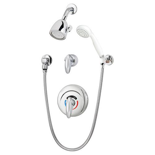 Symmons (1-117-FS) Safetymix Shower/Hand Shower