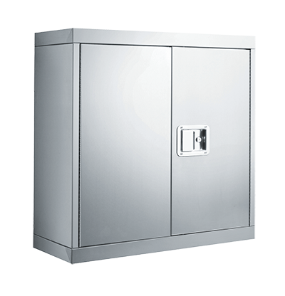 ASI (10-0546) Security Medicine Cabinet - Free Standing