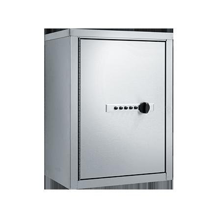 ASI (10-0547) Narcotics Cabinet - w/ Combination Lock & Dual Doors - Free Standing