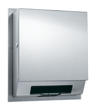 ASI (10-68523AC-4) Simplicity - Auto Paper Towel Dispenser - Roll - (110-240V) - Semi-Recessed