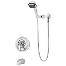 Symmons (S-4704-TRM) Allura Tub/Hand Shower System Valve Trim with Secondary Integral Diverter