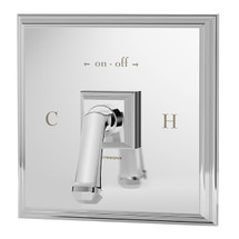 Symmons (S-4200-TRM) Oxford Shower Valve Trim with Secondary Integral Volume Control