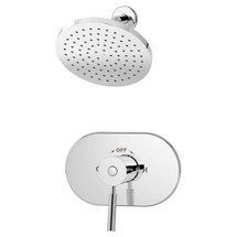 Symmons (S-4301-TRM) Sereno Shower System Valve Trim with Secondary Integral Volume Control
