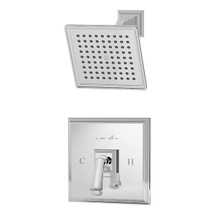 Symmons (S-4201-TRM) Oxford Shower System Valve Trim with Secondary Integral Volume Control