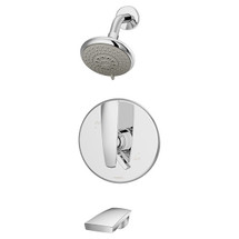 Symmons (S-4102-TRM) DS Creations Tub/Shower System Valve Trim with Secondary Integral Diverter