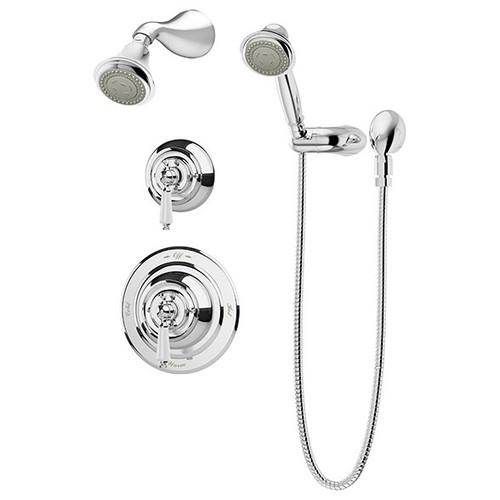 Symmons (4405-TRM) Carrington Shower/Hand Shower System Valve Trim