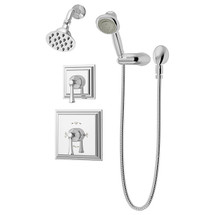 Symmons (4505-TRM) Canterbury Shower/Hand Shower System Valve Trim