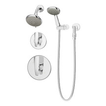 Symmons (4105-TRM) DS Creations Shower/Hand Shower System Valve Trim