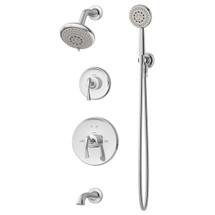 Symmons (5206-TRM) DS Creations Tub/Shower/Hand Shower System Valve Trim