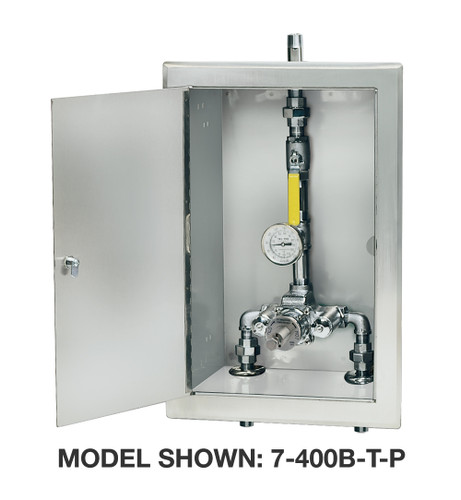 Symmons (7-500BW-ASB-M) Cabinet Unit With By-Pass