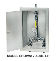 Symmons (7-500BW-M) Cabinet Unit With By-Pass