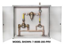 Symmons (7-700B-102-PRV-M-V) Cabinet Unit With Hi-Lo Valves