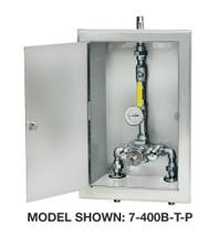 Symmons (7-700B-ASB-M-STN/POL-V) Cabinet Unit Assembled &Tested