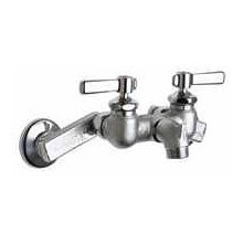 Chicago Faucets (305-XKRCF) Hot and Cold Water Sink Faucet