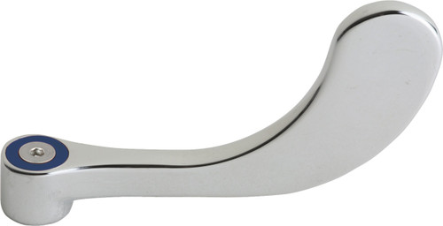 """Chicago Faucets (317-COLDJKCP) Vandal Proof 4"""" Wristblade Handle, Sixteen-Point Tapered Broach"""