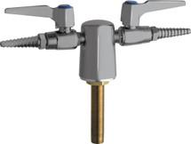 Chicago Faucets (981-WSV909AGVSAM) Turret with Two Ball Valves at 180ÌÎÌ_Ì´åÇÌÎå«Ì´ÌâÌÎÌ_Ì´åÇÌÎå«ÌÎå
