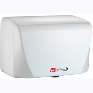 ASI (10-0198-1) TURBO Dri, Jr. Surface Mounted High Speed Hand Dryer