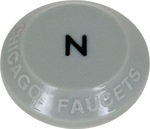 Chicago Faucets (216-578JKNF) Button