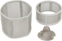 Chicago Faucets (2500-023KJKNF) Filter Set Assembly