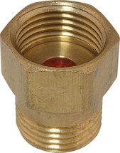 Chicago Faucets (722-015KJKABRBF)  Adapter
