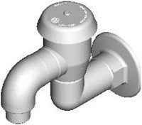 Chicago Faucets (778-009KJKCP) Vacuum Breaker