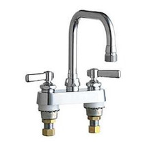 Chicago Faucets (526-E2CP) Hot and Cold Water Sink Faucet