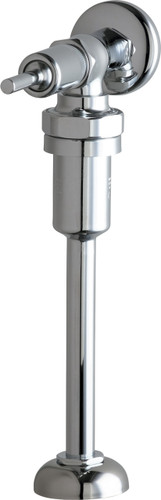 Chicago Faucets (732-OHVBCP) Angle Urinal Valve with Riser