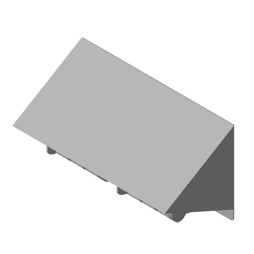 ASI (10-0264-12) Surface Mounted  Toilet Paper Holder with Thift Resistant Spindle