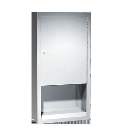 ASI (10-0452-9) Surface Mounted Papper Towel Dispenser