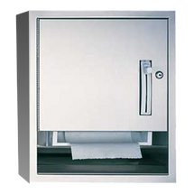 ASI (10-04523-9) Surface Mounted Roll Papper Towel Dispenser