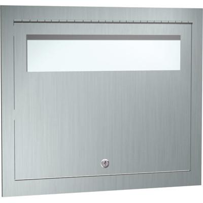 ASI (10-0477) Recessed Toilet Seat Cover Dispenser