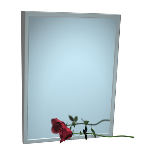 "ASI (10-0535-1824) Fixed Tilt Mirror - 18""w x 24""h"