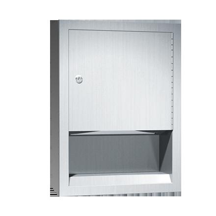 ASI (10-0457-9) Surface Mounted Paper Towel Dispenser