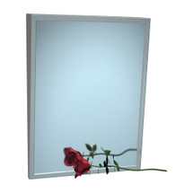 "ASI (10-0535-1836) Fixed Tilt Mirror - 18""w x 36""h"