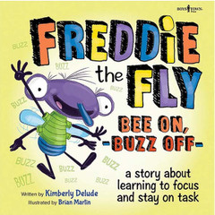 Freddie the Fly: Bee On, Buzz Off