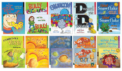 Julia Cook Storybook with Activity/Idea Book 20-Pack
