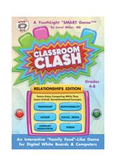 """SMART Game""™ Classroom Clash: Relationships Edition CD"