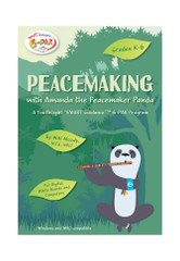 """SMART Guidance 6-PAK""™ Peacemaking with Amanda the Peacemaker Panda"